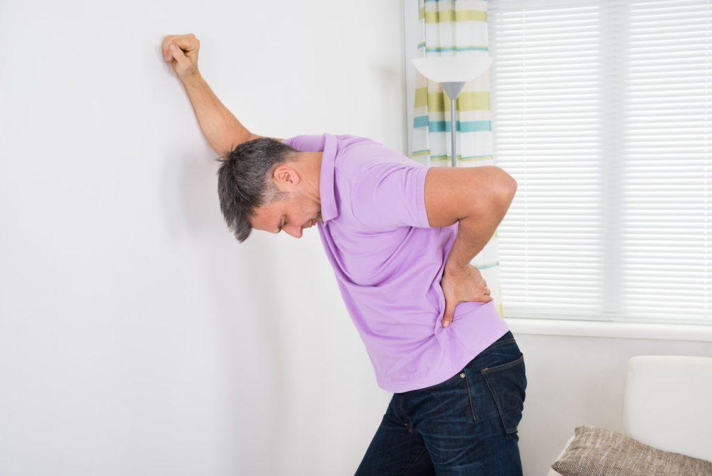 hernia discal sintomas